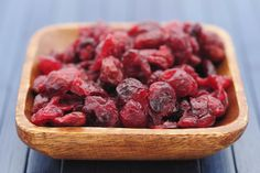 Dried cranberries are easiest to make in a dehydrator but can also be successfully dried in your oven. Here's how to dry cranberries in a home oven.