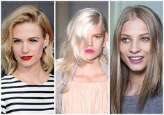 Tonalidades de rubio para el cabello: fotos de los looks