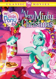 My Little Pony A Very Minty Christmas DVD