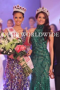 Megan Lynne Young Crowned Miss World Philippines 2013