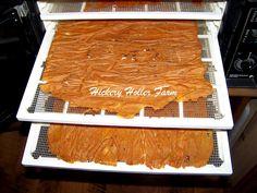 Hickery Holler Farm: Sweet Potato Bark