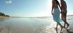 Turista americana sofre tentativa de estupro em praia