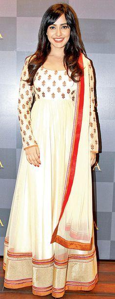 Neha Sharma at a fashion store launch