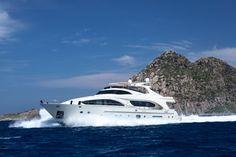 Luxury MERVE - Motor Yacht Check more at https://eastmedyachting.co.uk/yachts/merve-motor-yacht-charter/