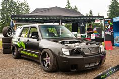 SF5 Mariner Bumper Mod - Subaru Forester Owners Forum