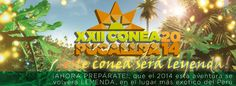 Post Facebook: Portada :: XXII CONEA PUCALLPA 2014