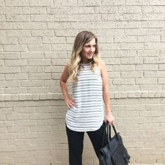 Simple Stripes Casual Stripes | A Pilot's Wife http://apilotswife.com/simple-stripes/