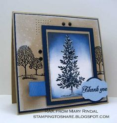 Stamping to Share: 12/17 A Lovely RAK!