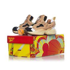 REEBOK FURY X KUNG FU PANDA INFANTS GZ8642 bimbo bimba limited edition strappi laceless Instapump Fury, Kung Fu Panda, Reebok, Infant, Black And White, Sneakers, Tennis, Baby, Slippers