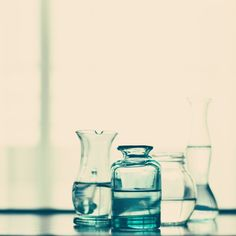 Crystal jars and bottles (Retro and Vintage Still Life Photography) Art Print by Andreka