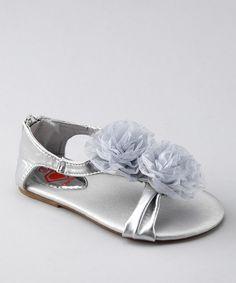 Silver Lydia 77 Sandal