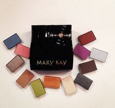 Sleek and infinitely chic, this special-edition Mary Kay® Compact Mini†† celebrates 50 incredible years of Mary Kay and the inspirational legacy of its Founder, Mary Kay Ash.