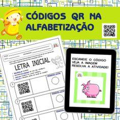 Código 467 Códigos QR na Alfabetização