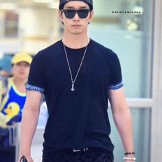 [150801] 2PM Chansung Gimpo Airport - From Japan ~-2PM FAN BLOG