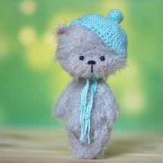 4 inches teddy bear