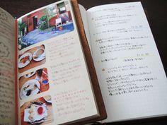 トラベラーズノートを使用して早1年   TRAVELER'S notebook みんなの投稿 - MIDORI