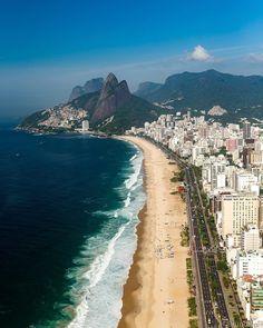 Explore the most beautiful places in Brasil ▶️ @best_brasil_photos  .  .  .  .  .  Linda visão de Ipanema/Leblon com o Morro Dois Irmãos ao fundo. ❤️ (: @brunoboni).  #brasil #brazil #cidademaravilhosa #rio #natureza #mar #ocean #sightseeingrio #riodejaneiro #errejota #worldplaces  #carioca #rio40graus #cidademaravilhosa #instacool #igersrio #goodinrio #oquefazernorio #destinoerrejota #rioeuteamo #blogcariocando #gopror j#napraiario #vejario #oficialrio #ig_riodejaneiro #cidademaravilhosa