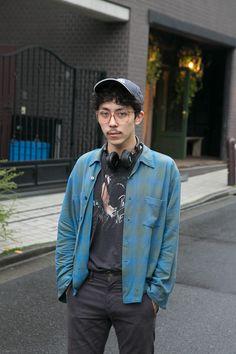 Street Style of Tokyo: Wearing rag & bone | Fashionsnap.com