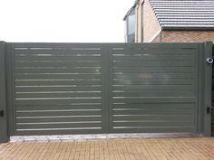 aluminium poorten - Google zoeken
