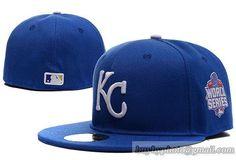 9f3a6f45219 Cheap Wholesale MLB Kansas City Royals Fitted Hats Caps 2015 Champions Caps  Blue 2 for slae at US 8.90  snapbackhats  snapbacks  hiphop  popular   hiphocap ...