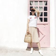 Un poco de rosa 🎀más unas botas blancas que en poco tiempo estarán guardadas 📦 así es el mood de hoy ... #lldailylook #bloggermexicana…