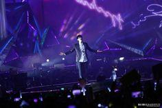 140718 EXO The Lost Planet in Shanghai - Baekhyun