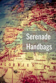 20 Best Serenade Handbags images in 2019  99d8edddd1811