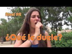 ¿Qué le duele? VideoELE. Un vídeo de español para extranjeros