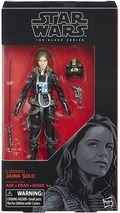 Now available on our website: Jaina Solo Star W... Check it out here! http://dbtoystore.com/products/jania-solo-star-wars-the-last-jedi-black-series-6-inch-figure?utm_campaign=social_autopilot&utm_source=pin&utm_medium=pin