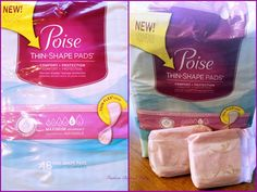 #sp Poise Thin-Shape Pads - Come see what my husband recycled my unneeded period pads into! #RecycleYourPeriodPad and get free samples too!  http://www.fashionbeyondforty.com/2015/08/free-samples-of-poise-thin-shape-pads.html