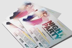 give you great night club flyer by redtesha