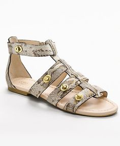 Oleta Python Sandal by Coach #Sandal #Coach