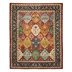 "Adina Collection Oriental Rug, 8'2"" x 9'9"""