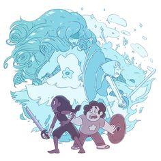 Steven universe sworn to the sword