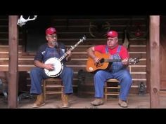 Hillbilly Houseboat - Hilarious, Bologna, cat fishing and Bluegrass Music - YouTube