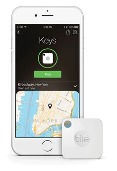 Easily find your keys with Tile's new small key tracker. Locate your keys quickly and save up to 30% on Tile Mate. Free US shipping!
