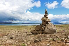 pingvallavatn stones