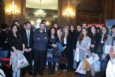 """Legislatura Porteña conferencia """"Día Internacional de la Paz"""", foto participantes del concurso de formación 2013 declarado de """"Interés Cultural"""" organizado por """"Equilibrium Global"""""""