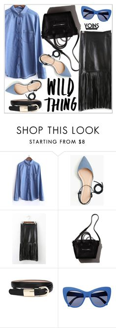 """Wild thing"" by teoecar ❤ liked on Polyvore featuring J.Crew and STELLA McCARTNEY"