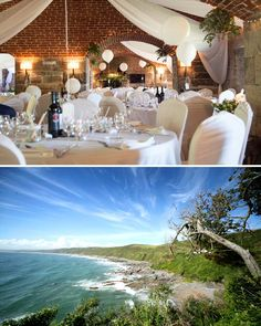 Polhawn Fort is a wedding venue in Cornwall that has its own private beach and a gorgeous Summerhouse