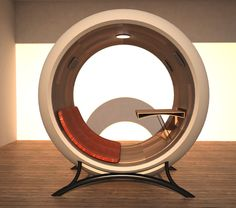 The Space can cocoon people away into private bliss | Designbuzz : Design ideas and concepts