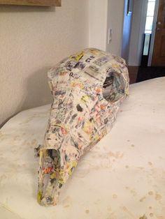Deer Skull Mask on Behance
