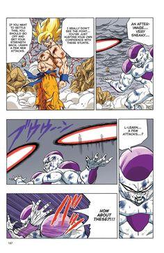 Read Dragon Ball Full Color - Freeza Arc Chapter 78 Page 11 Online For Free Dragon Ball Z, Goku Manga, Comic Book Style, Comic Books, Z Warriors, Comic Book Template, Comic Manga, Manga Pages, Manga Art