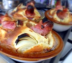 Sausage and Bacon Toad in the Hole
