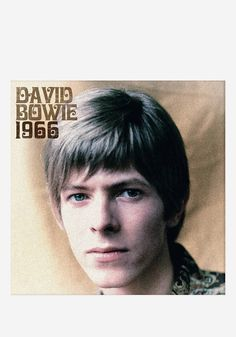 Record Store Day is happy to offer this exclusive 50th annniversary release of six songs Bowie recorded and released as three different singles for Pye in 1966. Guaranteed to heal an aching heart.