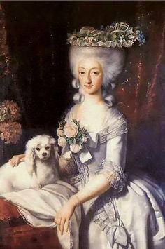 Princess Maria Anna of Savoy by unknown artist, ca. 1777