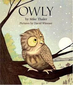 'Owly' illustrated by David Wiesner