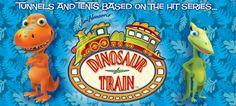 Pacific Play Tents Shown Dinosaur Train