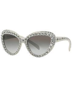 Prada Sunglasses, PRADA,the perfect Bling Bling,How Fun!