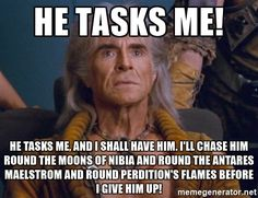 Khan on Kirk